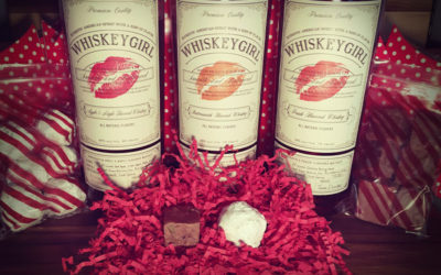 Whiskey Girl Boozy Treats