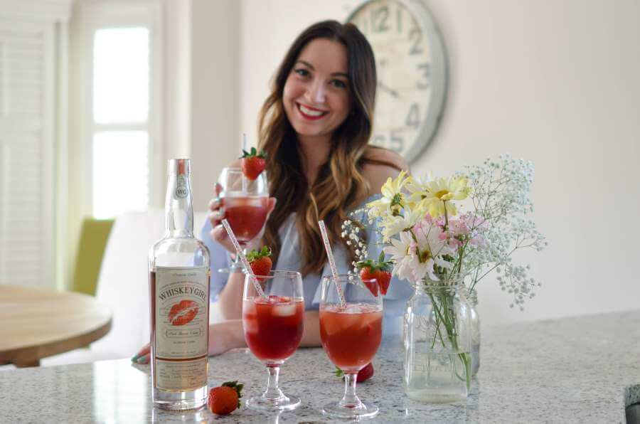 Cocktail Recipe by Sara Kauten of Sweet Serendipity