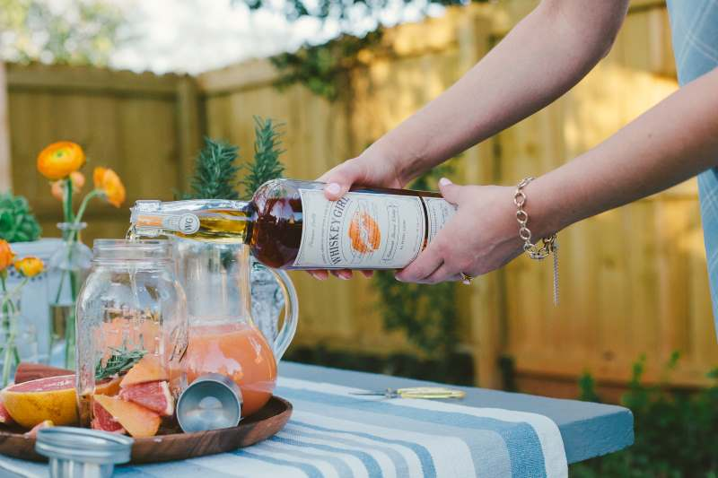 Grapefruit Cocktail Recipe for Summer