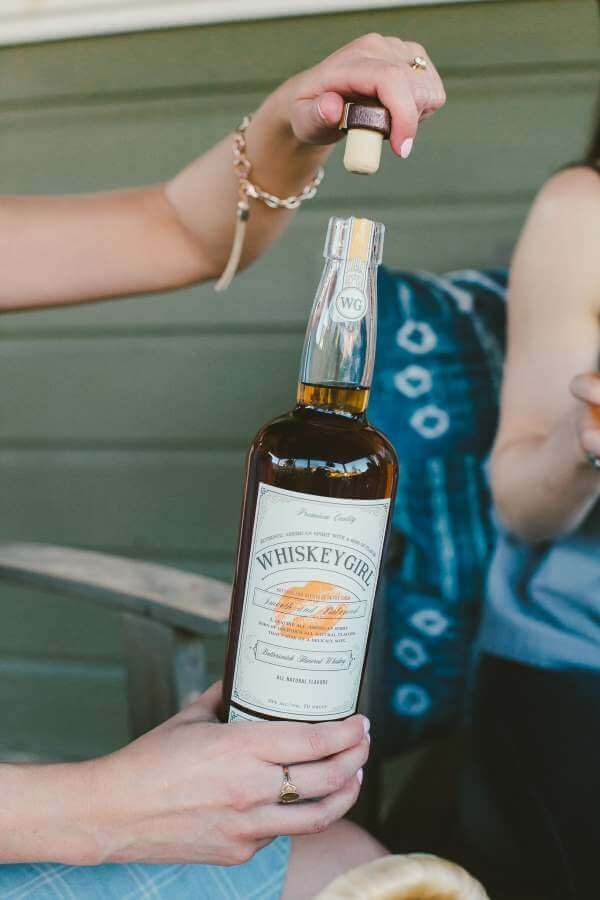 Outdoor Entertaining with Whiskey Girl
