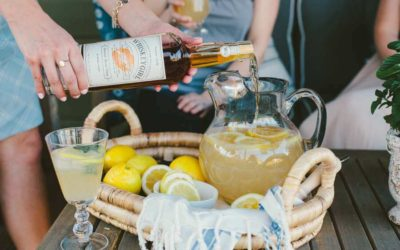 Simple Batch Cocktails for Your Backyard Parties