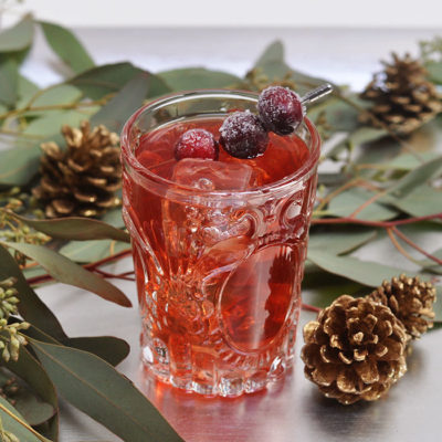 Southern Cranberry Cocktail