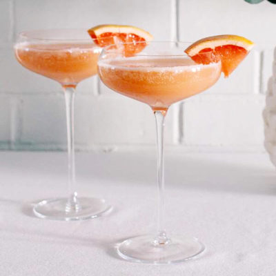 Sparkling Grapefruit & Rose
