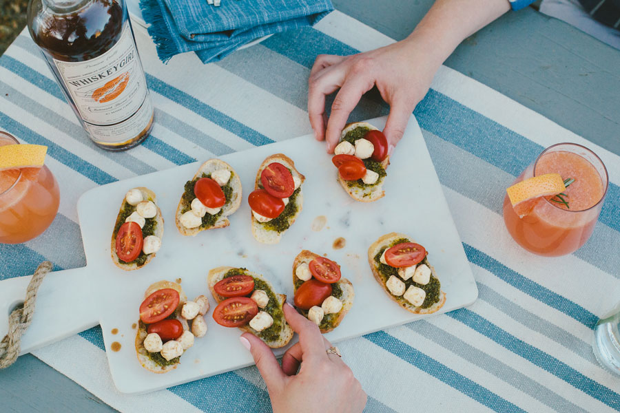 Whiskey-Girl-Backyard-Gathering-Crostini